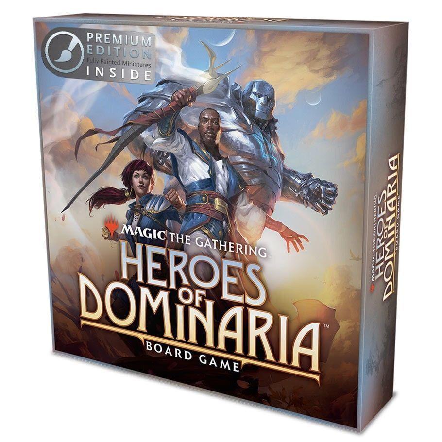 Helden dominaria brettspiel premium edition magic the gathering