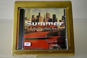 CD0667-Various-Artists-Summer-in-the-City-Compilation