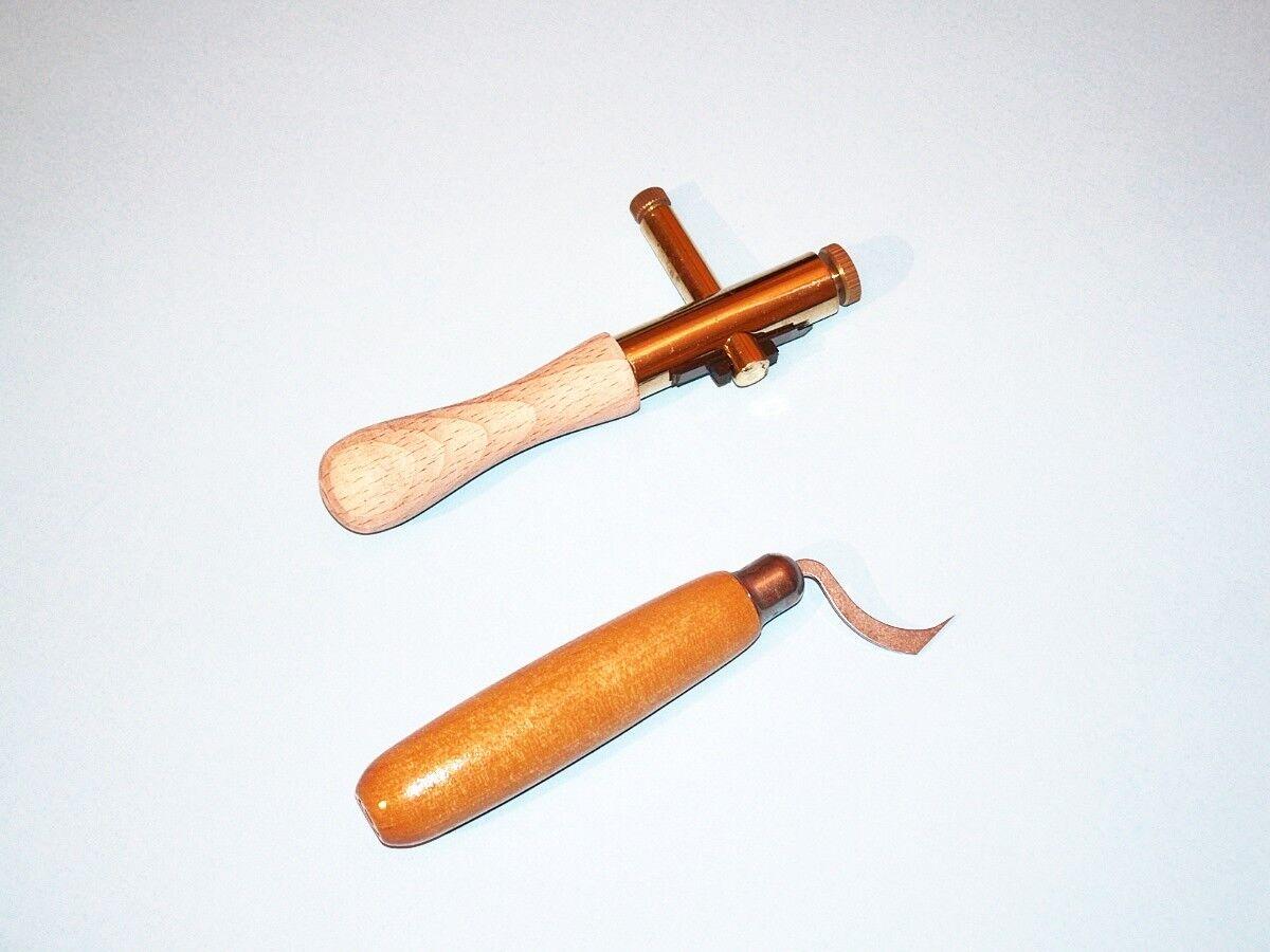 Hosco  Violin Purfling Cutter TL-1-PC &  Ibex  purfling cleaner 5068 VWWS