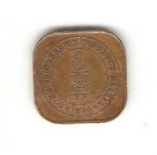 Offer  Malaya KGVl half-cent 1940 bronze coin high grade! ??