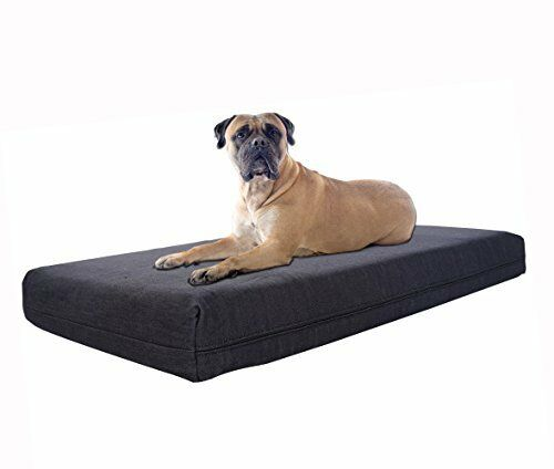 Extra Large Memory Foam Orthopedic Dog Bed 40 X 35 X 4 100 Made In