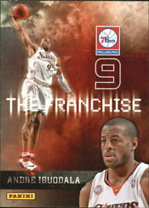 2009-10-Panini-The-Franchise-1-Andre-Iguodala