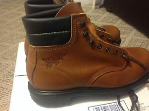 VINTAGE, RED WING 8236 GRADE 1 SAFETY
