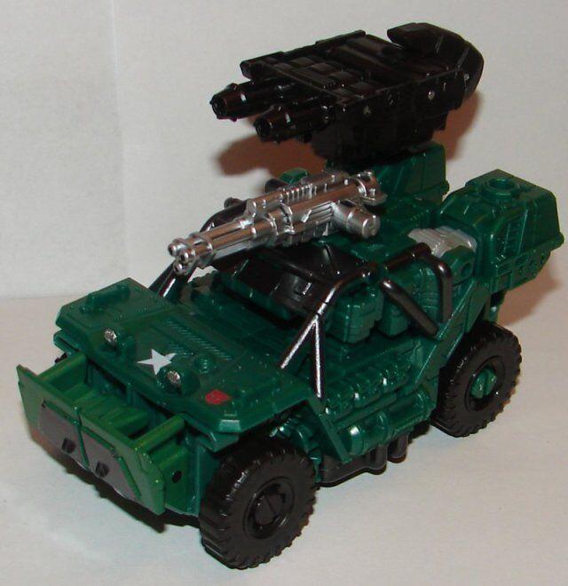 Transformers Combiner Guerras Perro Completo Hasbro Deluxe
