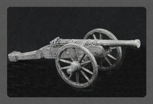 "Tin soldiers /"" artillery piece/""  AR-04 Serpentine 2 half of the 15th century"