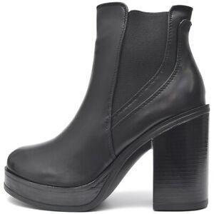 Senora-botines-chelsea-plataforma-botas-tacon-alto-tacon-negro