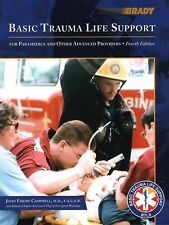 Basic Trauma Life Support for Paramedics and Other Advanced Providers -ExLibrary