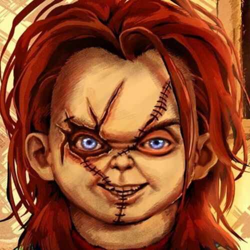 CHILD/'S PLAY MOVIE HORROR CHUCKY BRIDE OF CHUCKY 8X10 PHOTO PRINT PICK FROM LIST