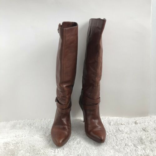Cole Haan Tall Brown Boots Size 6.5