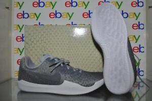 ce47bf8dd293 Nike Kobe Mamba Instinct Mens Basketball Shoes 852473-002 Gray White ...