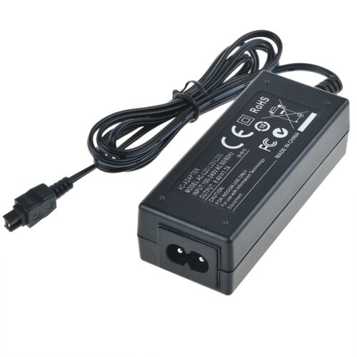 AC//DC Battery Charger Power Adapter For Sony Handycam camcorder FDR-AX53//B 4K