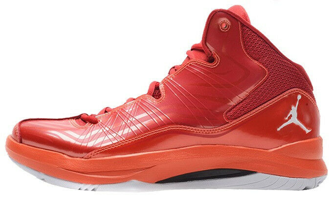 New Mens Nike Jordan Aero Mania Basketball shoes Size 10.5 Gym Red MSRP  120