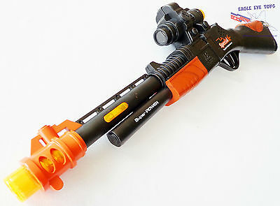 Toy Guns Electronic Toy Bazooka with Combat Sound FX