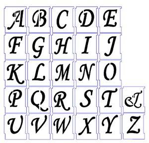 50-mm-2-034-juego-de-la-plantilla-del-alfabeto-A-Z-Monotype-Corsiva-script-de-boda-caja-superior