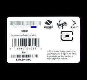 Boost Mobile Iphone C Sim Card