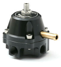 6 AN Aeromotive 13129 Fuel Pressure Regulator EFI Bypass 30-70 PSI Adjustable