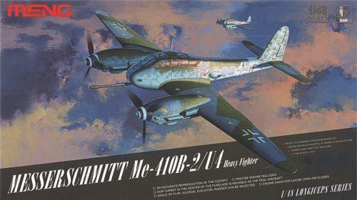 Meng 1 48 Messerschmitt Me 410b-2 U4  Ls-001 ^