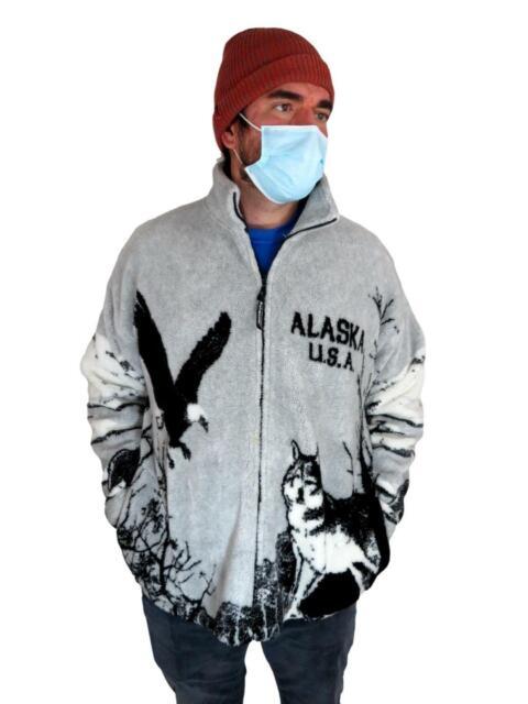 Rothco Security Reversible Nylon Polar Fleece Jacket