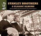 8 Classic Albums Audio CD Stanley Brothers 5036408127228