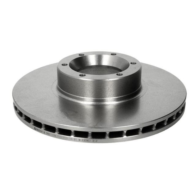 FRONT BRAKE DISCS FOR VAUXHALL NBD1001