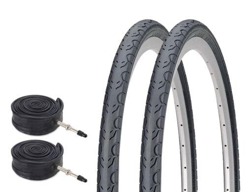 "Pair of KENDA 27.5/"" 650b Puncture Resistant Mountain Road Tyres /& Inner Tubes"
