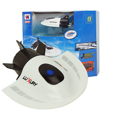 CREATE Radio Remote Control Mini RC Submarine R/C RACING BOAT Toy Speedboat