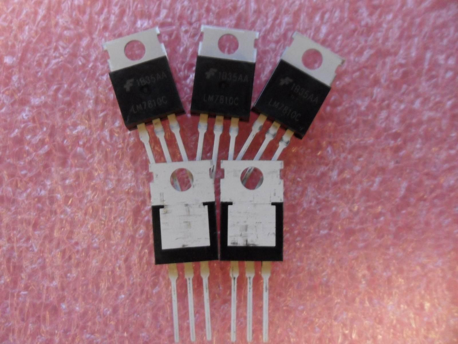 2PCS LM3940IT-3.3 LM3940IT IC REG LDO 3.3V 1A TO220 NEW