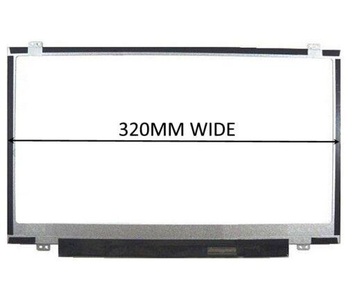 "0 14.0 /""WXGA Laptop LCD per SONY PCG-61211M B140RW02 V + non per ridurre WXGA HD"
