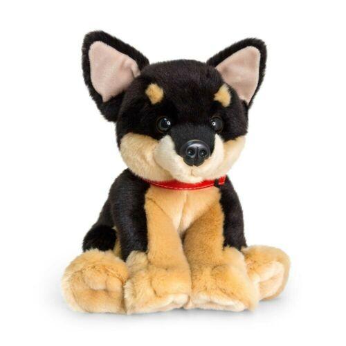 KEEL TOYS CUDDLES CHI-CHI THE CHIHUAHUA DOG SOFT ANIMAL PLUSH TOY 35cm **NEW**