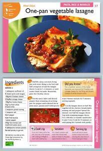 One-Pan-Vegetable-Lasagne-37-Pasta-Recipes-For-Pan-Or-Wok-Imp-Ltd-Recipe-Card