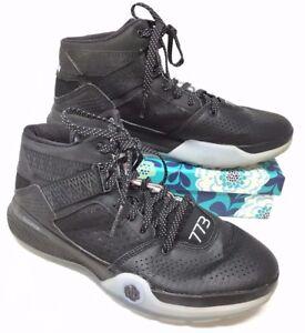 para Zapatillas Iv o Rose hombre Blanco M8 Adidas Baloncesto Derrick Negro 7 Tama 773 RZw18Rqx