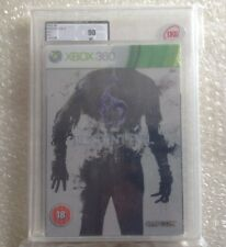 BRAND NEW FACTORY SEALED RESIDENT EVIL 6 STEELBOOK XBOX 360 UKG / VGA GRADED 90