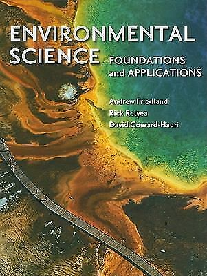 Environmental Science: Foundations and Applications (Hardcover)