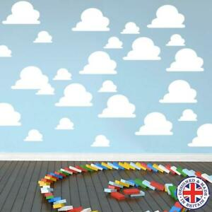 20-40-Clouds-Toy-Story-Inspired-Themed-Bedroom-Wall-Vinyl-Sticker-Decals-Cloud