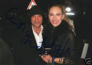 Andrea Sawatzki Christian Berkel Autogramm Signed 13x18 Cm Bild Ebay
