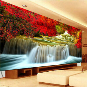 Waterfall Landscape Diamond Embroidery 5d Diamond DIY Painting Cross Stitch