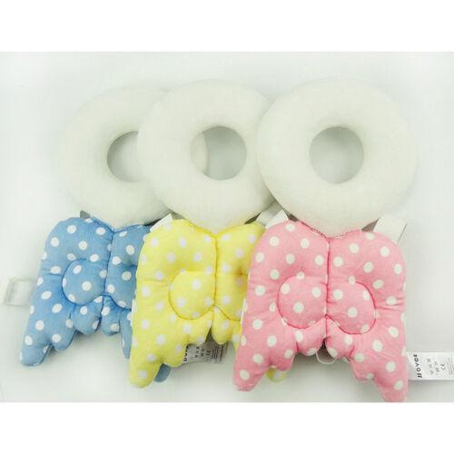 Baby Kinder Kopfschutz Kissen Pad Kleinkind Kopf Rücken Pflege Widerstand WH