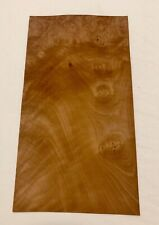 Madrone Burl Wood Veneer 4 Sheets 12 X 7 2 Sq Ft
