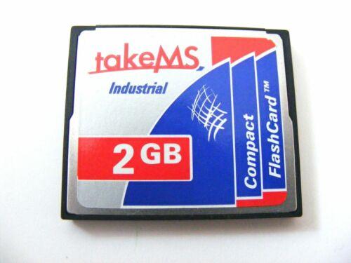 TakeMs gebraucht 512MB CF Karte 2GB 8GB Compact Flash Card