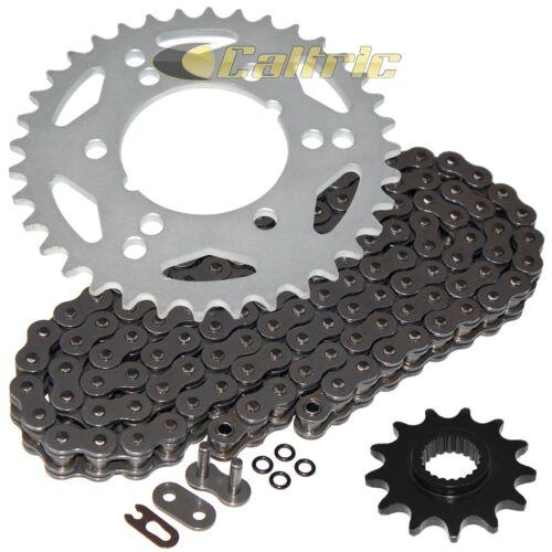O-Ring Drive Chain /& Sprockets Kit Fits POLARIS TRAIL BOSS 350L 2X4 1990-1993