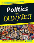 Politics For Dummies by Ann Delaney (Paperback, 2002)