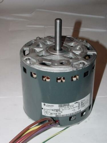 GE 5KCP39NGY429BS//RUUD 51-101728-04 1//3HP MOTOR 1075RPM 151271 SINGLE SHAFT