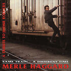 Same Train A Different Time: A Tribute To Jimmie Rodgers by Merle Haggard (CD, Nov-1993, Bear Family Records (Germany))