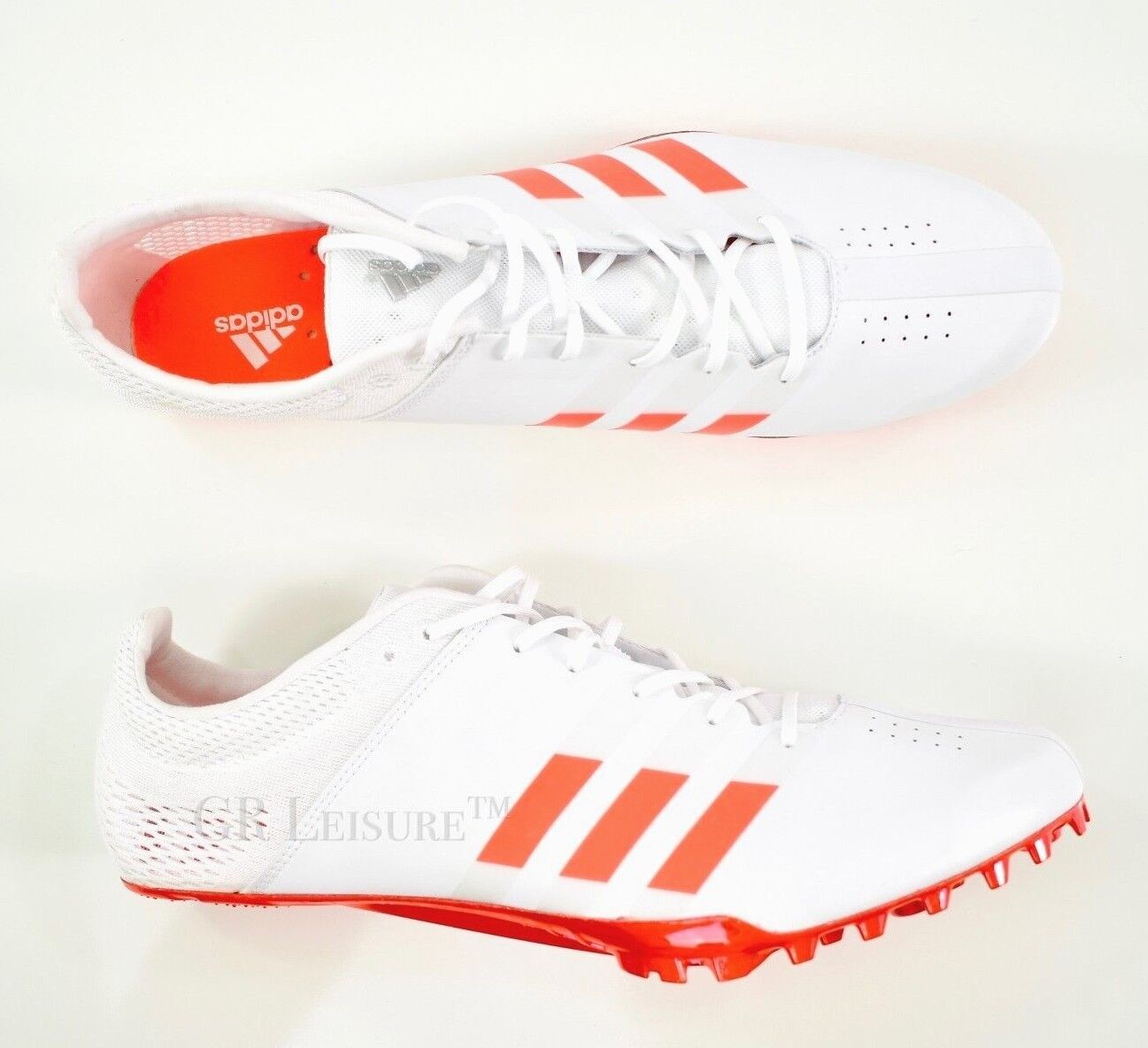 Adidas Adizero Finesse Mens Track Shoes 12.5 The latest discount shoes for men and women