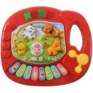 Piano-de-granja-de-animal-educativo-musical-de-ninos-bebe-Juguete-de-musica-d-8Y