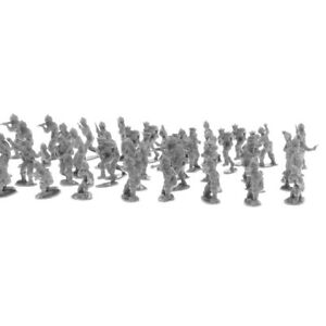 700x-Nero-in-Plastica-0-8in-soldati-dell-039-esercito-MAN-Statua-Accessori-da-collezione