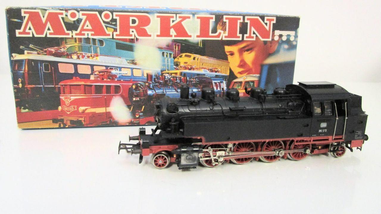 Marklin H0 Nr. 3096 Tenderlokomotive Marrón 86 der Dragonball mit Telex Marklin 03096