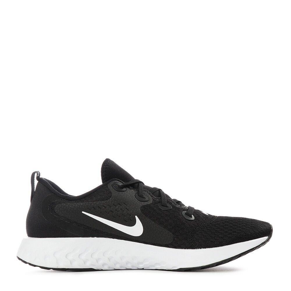 AA1625 001 Men's Nike LEGEND REACT    BLACK WHITE