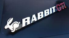 Anniversary Rabbit GTI VW Golf MK1 MK2 MK3 MK4 MK5 MK6 1 2 3 4 5 6 Badge Emblem-