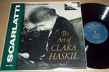 Clara Haskil SCARLATTI Eleven Sonatas - Westminster XWN 18381